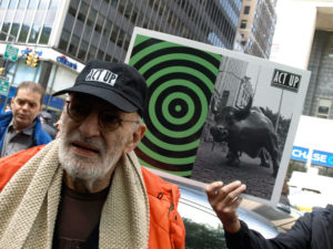 Photo of Larry Kramer