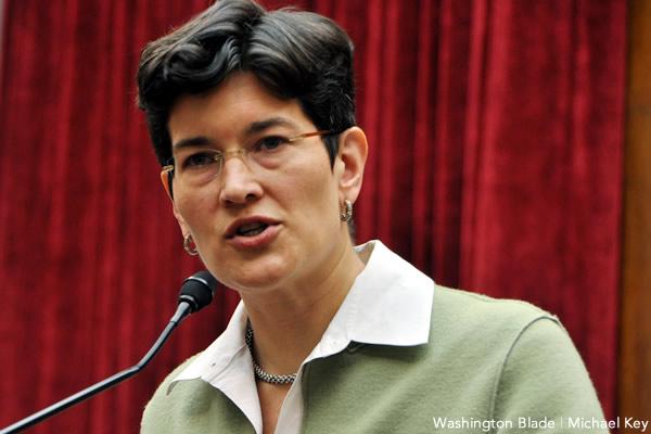 GLSEN Executive Director Eliza Byard