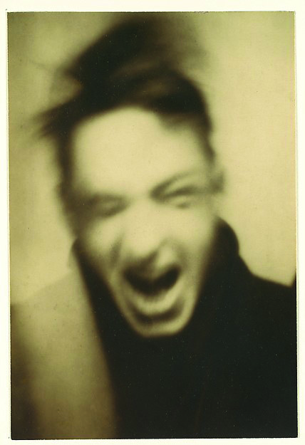 "Walker Evans, ""Self Portrait,"" 1927"
