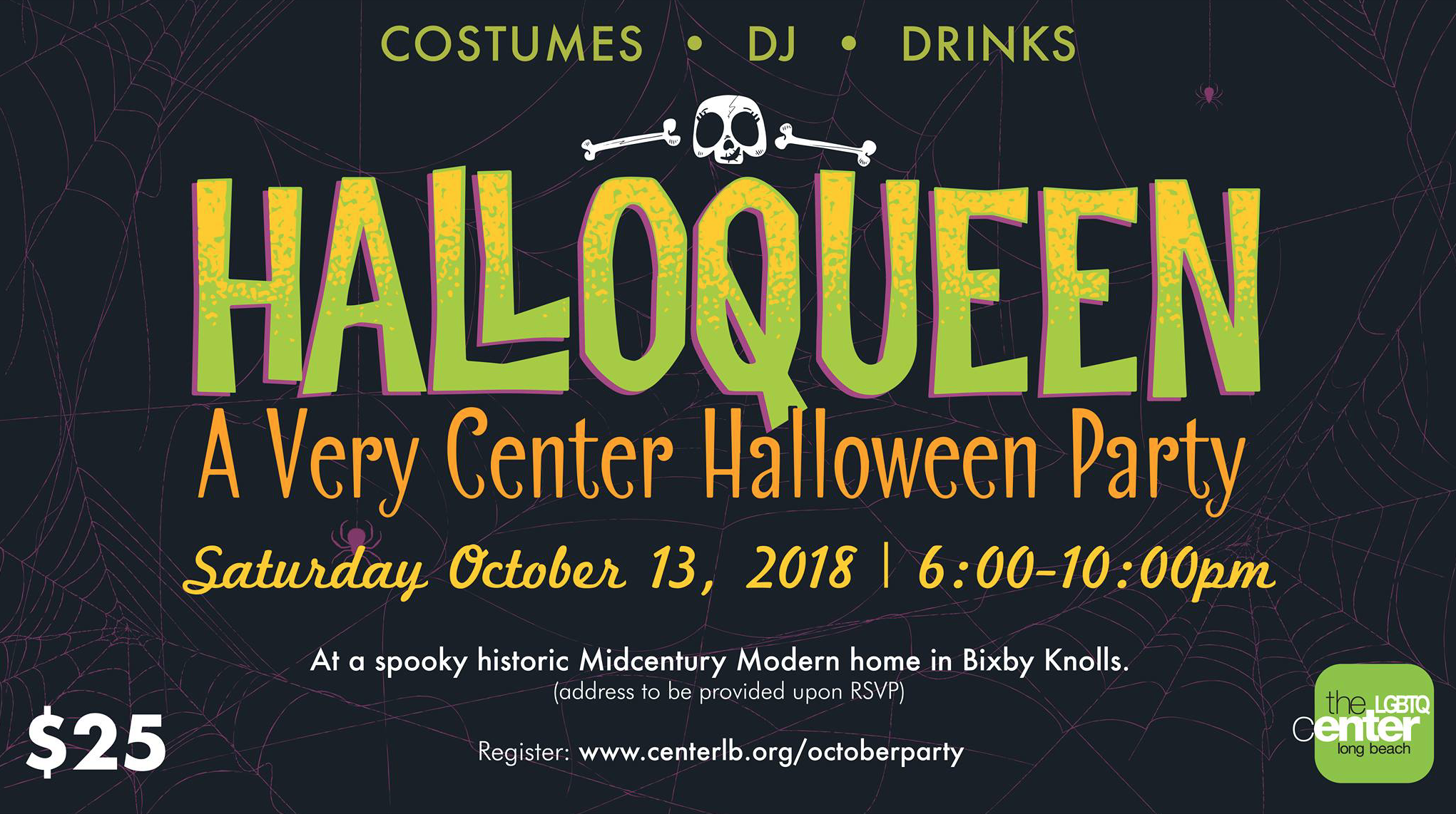 Trans Halloween Party Oct 31 2020 Los Angeles A Queer Spooktacular: 5 LGBTQ+ Halloween events in L.A. This Month