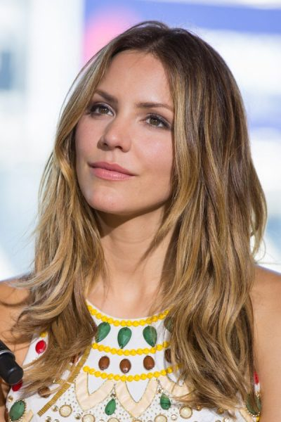 Katharine Mcphee Is A Trump Supporting Lgbtq Ally The Pride La